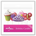 Sweet and Sassy Sculpted Birthday Cake Candles design-bd-757-06498