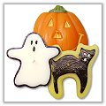 Halloween Floating Candles - Box of 3 e-fl-hw
