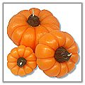Pumpkin Patch Floating Candles a-fl-pp