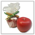 Cinnamon Stick Apple Candles