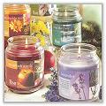 Designer Jar Candle - 20 Ounces e-djar