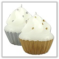 Cupcake Party Candle tag-we210002-004