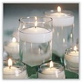 Disc Floating Candles